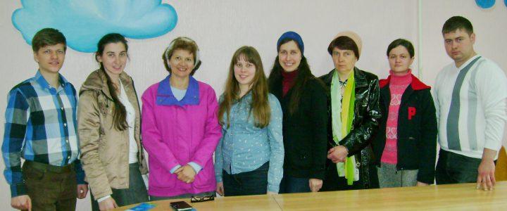 Встреча музыкальных руководителей Сумской области