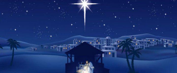 С Рождеством Христовым и Новым 2017 годом!