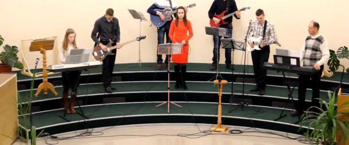 Музыкальная группа «Свет» из Лебедина