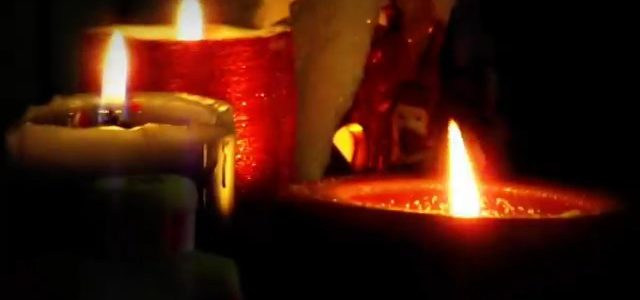 Вечер при свечах в церкви «Вифания»