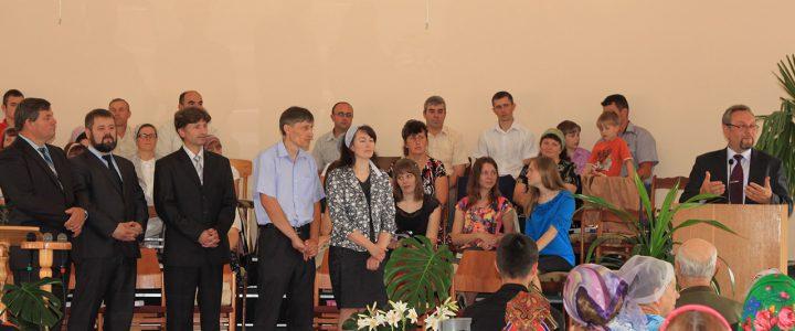 Церковь ЕХБ г. Лебедина
