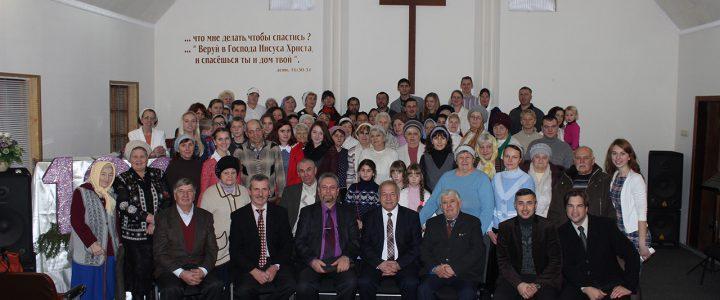 120-летний юбилей Конотопской церкви