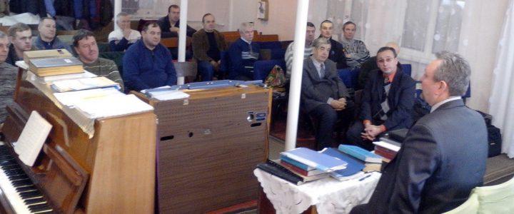 Братская встреча проведена в Ромнах
