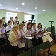 Рождественское евангелизационное служение в Шостке