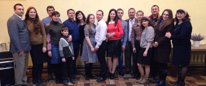 Церковь «Преображение» провела семейный вечер