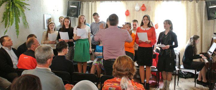 Церковь «Возрождения» встречала гостей