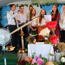 Праздник Жатвы в Путивле