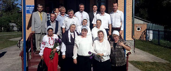 Церковь Недригайлова праздновала Жатву