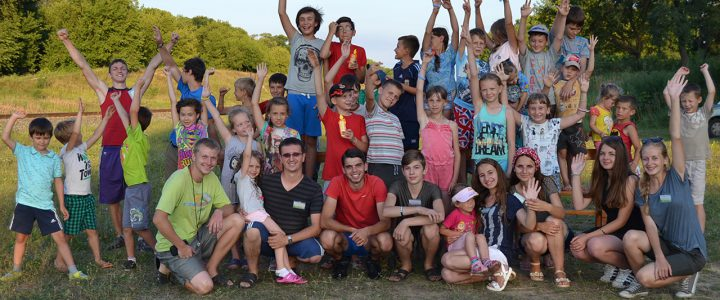 Благовестие через детские площадки