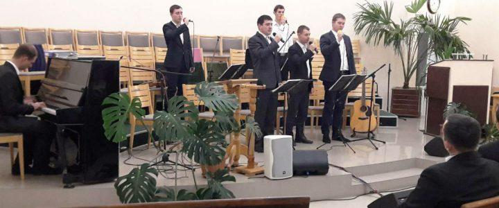 Вокально-інструментальна група в Лебедині