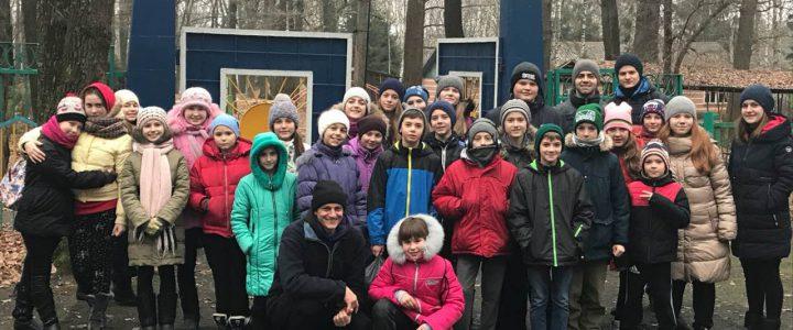 Зимний лагерь «Церкви Благодати»