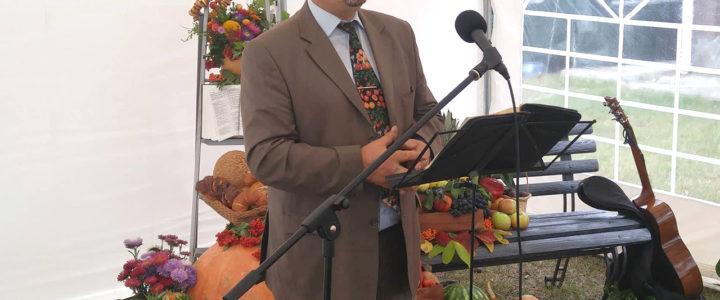 День благодарения в церкви «Преображение»