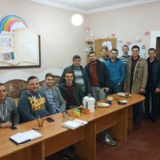Встреча молодежного комитета сумских церквей