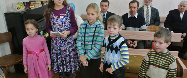 Юбилей Кролевецкой церкви