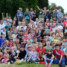 Детские площадки в Глухове