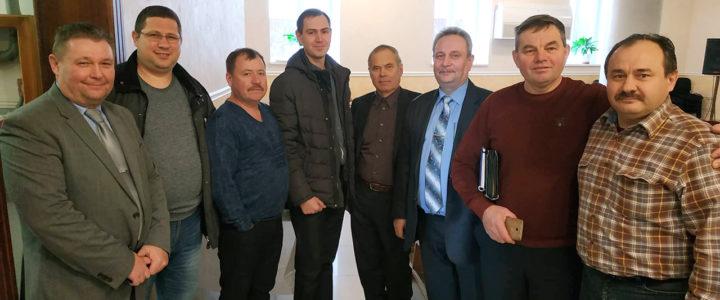 Конференция для приемных семей Сумской области