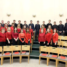 Новорічно-різдвяні свята у Лебединській церкві