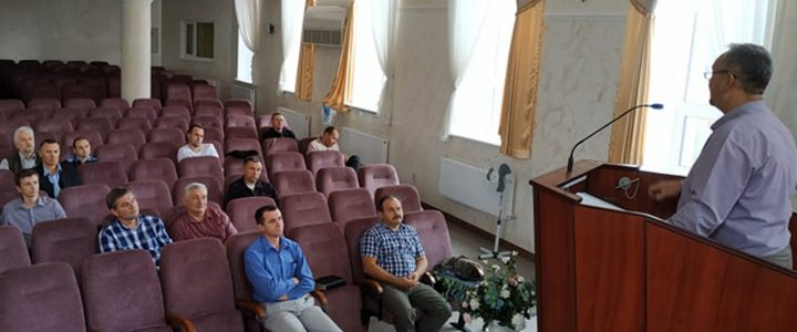 Встреча миссионерского отдела в Сумах