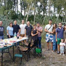Встреча молодежного комитета на природе