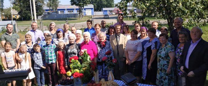 Праздник благодарности в Краснополье