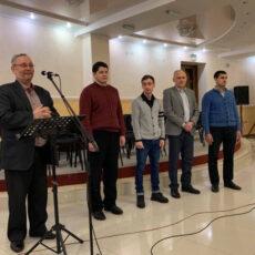 Состоялась ежегодная конференция служителей Сумской области