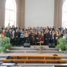Областная молодежная конференция в Сумах