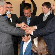 Рукопокладення в Путивлі